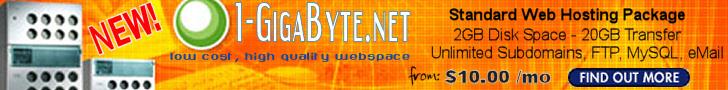 1 GigaByte Network